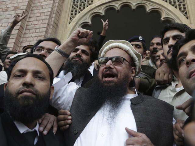 Hafiz Saeed walks free, says he will help Kashmiris secure 'freedom'