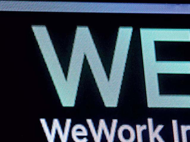 Revamped WeWork rises in Nasdaq debut