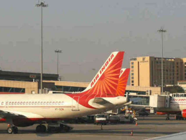 Oil companies stop fuel supply to Air India at six airports