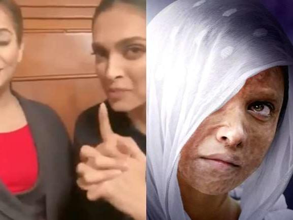Tiktok वीडियो को लेकर निशाने पर दीपिका पादुकोण, भड़के लोग बोले- 'शर्म आनी चाहिए'
