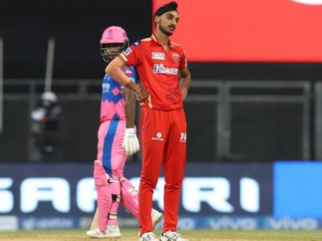 IPL 2021 : संजूच्या विक्रमी शतकाला पराभवाचं ग्रहण! पंजाबचा भांगडा
