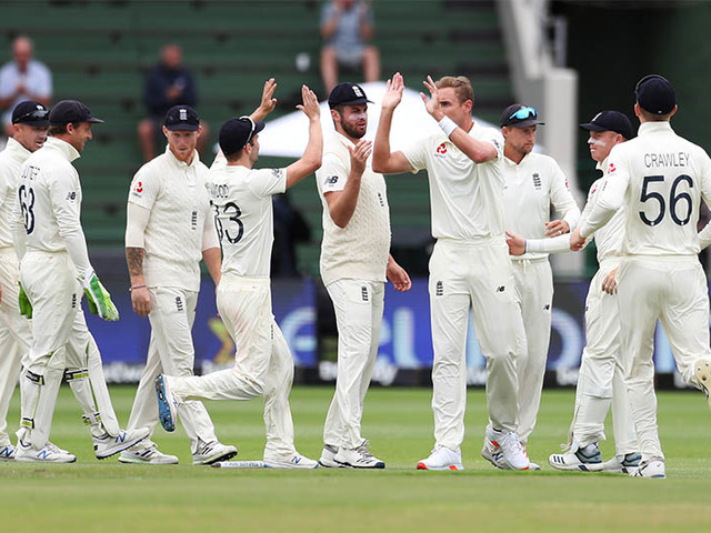 England win third test by innings and 53 runs