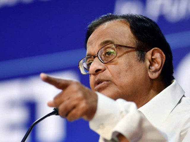 CBI should question me, not harass my son: P Chidambaram