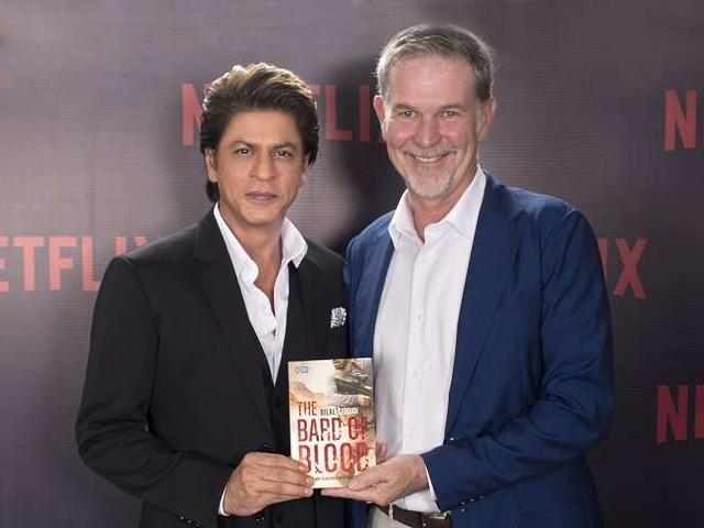 शाहरुख़ की रेड चिलीज़ एंटरटेनमेंट और नेटफ्लिक्स ने एक नई मूल श्रृंखला की घोषणा की