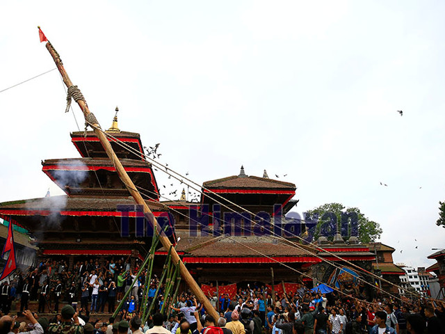 Indra Jatra: One of the biggest festivals of Kathmandu ends today