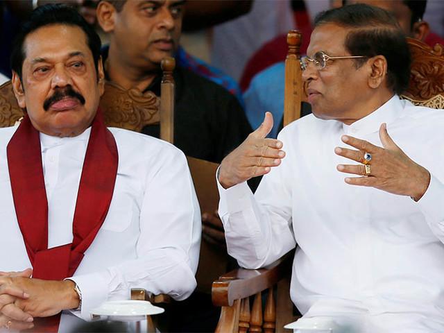 Sri Lanka PM Rajapaksa resigns amid government shut down fears
