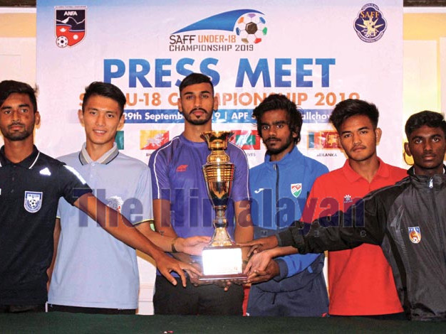 SAFF U-18 Championship kicks off today