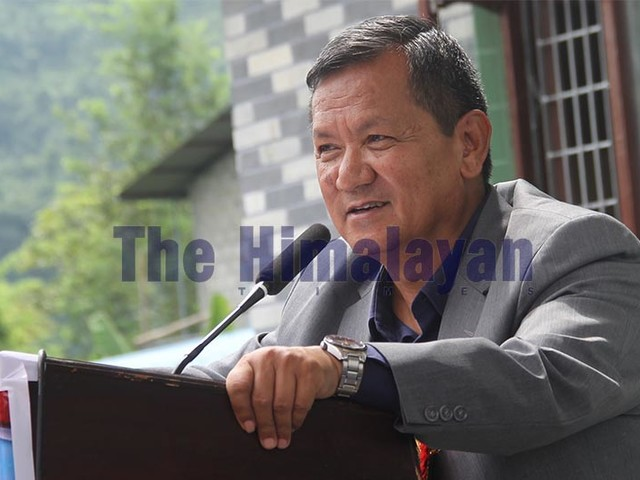 Political meddling bane of public institutions: Chief Minister Gurung