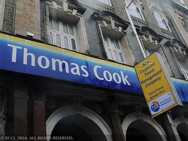 Thomas cook india forex sell