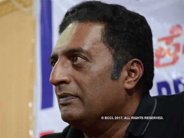 Actor Prakash Raj sends legal notice to BJP MP for 'trolling'