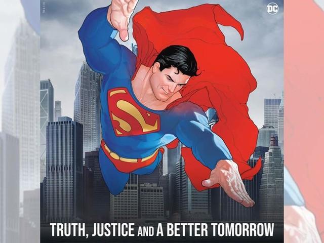 Superman colourist quits DC Comics after superhero's bisexual revelation