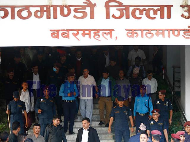 Mahara's custody extended till October 23