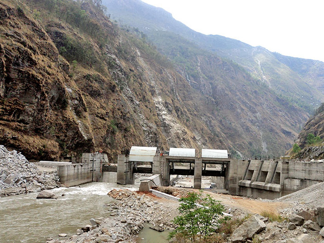 Upper Trishuli 3A to generate power by April