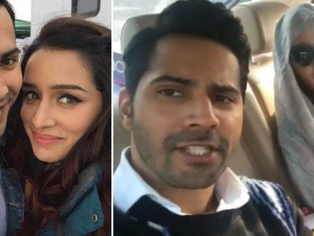 Hereâs who all Varun Dhawan and Shraddha Kapoor are inviting to watch Street Dancer 3D