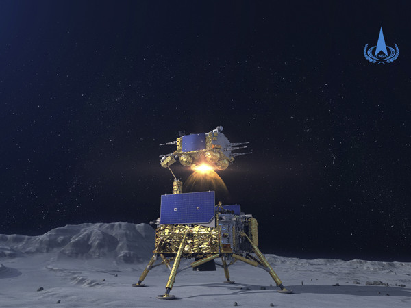 China's Chang'e 5 probe up for a new mission, to the sun