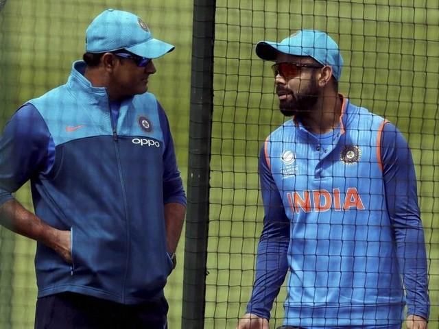 विराट कोहली के साथ करारी हार के चार साल बाद, अनिल कुंबले बीसीसीआई के रडार पर वापस आ गए हैं