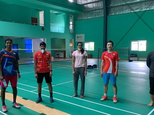 Long wait is finally over for the top shuttlers in Hyderabad