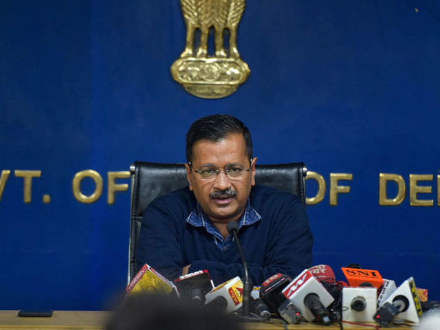 Kejriwal meets ministers, top officers; asks them to prepare plan to implement '10 guarantees'