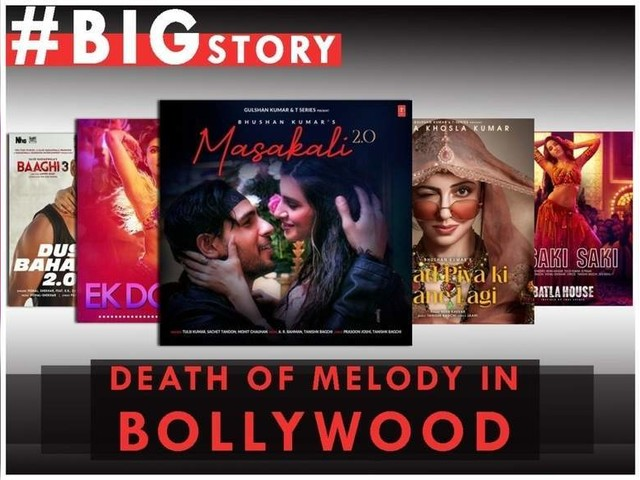 #BigStory: Singers lament the death of melody