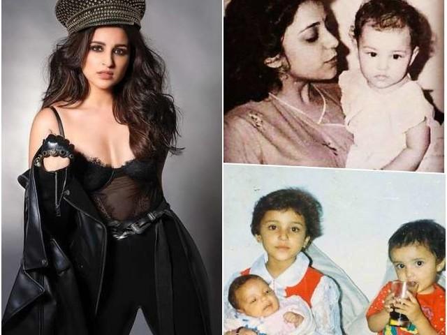Parineeti Chopra Birthday: बचपन में बेहद क्यूट दिखती थीं परिणीति चोपड़ा, इन तस्वीरों ने जीता फैंस का दिल