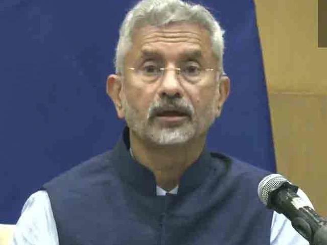 आस्ट्रेलिया के साथ 2+2 मंत्रिस्तरीय वार्ता में अफगानिस्तान के घटनाक्रम पर होगी चर्चा: एस जयशंकर