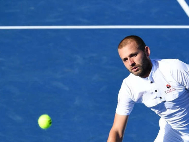 Delray Open: Evans in first career final after upsetting Isner