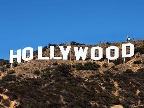 'Hollywood' sign was originally 'Hollywoodland'