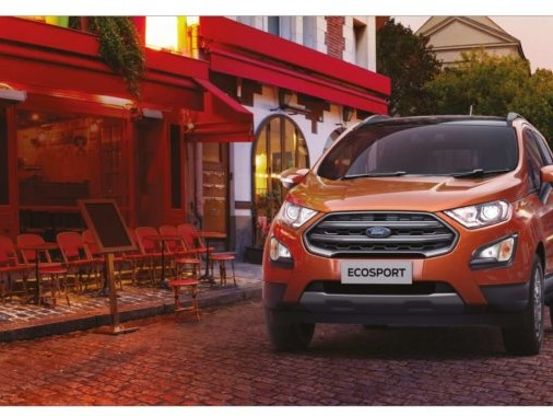 2020 Ford Ecosport Launched With BS6 Petrol And Diesel Engines