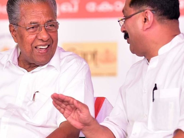 Jaleel will not resign immediately, has many legal options, says Kerala law minister