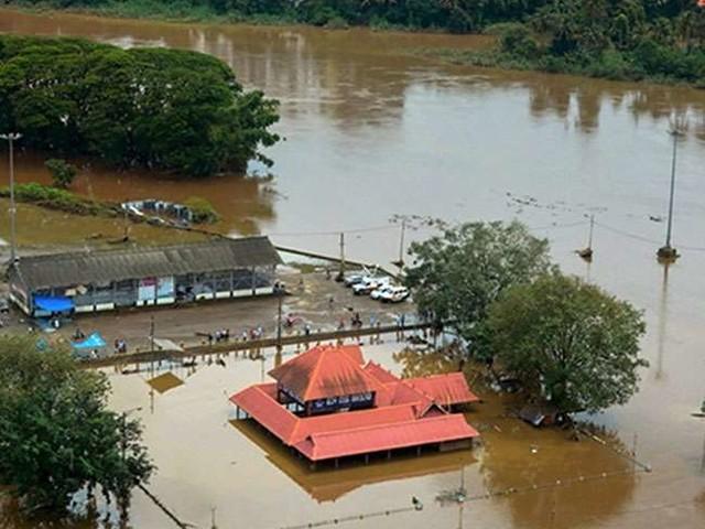 केरल में भारी बारिश का कहर जारी, अब तक 39 की मौत