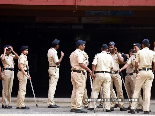 Here's how a thief manages to outsmart police in India