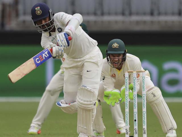 Perth Test: Kohli, Rahane take India to 172/3 at the end of Day 2