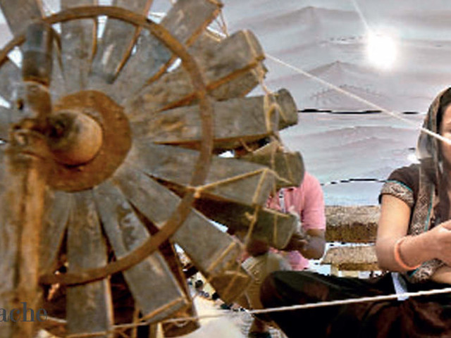 Textile trails: A walk through the craft landscape of India