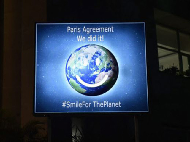 No change in US position on climate change: White House