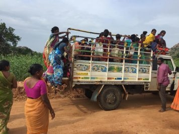 Mahabubnagar police intensify checks on overloaded vehicles