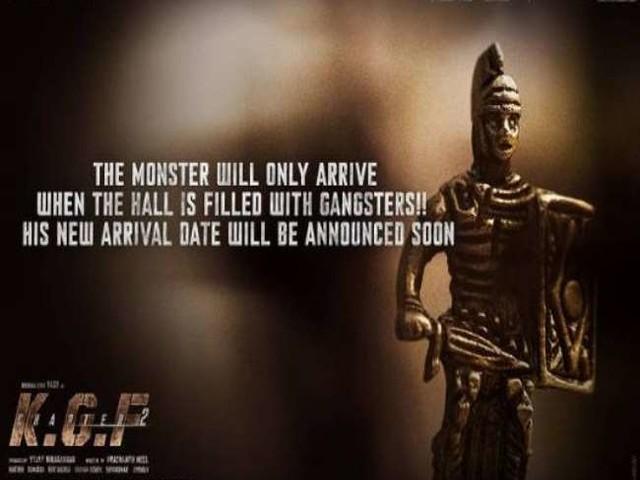KGF Chapter 2 की रिलीज डेट का जल्द होगा एलान, निर्देशक ने पोस्ट शेयर कर दी जानकारी