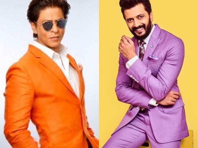 जब देर रात शाहरुख खान ने रितेश देशमुख को दिया था ऐसा ऑफर, सुनकर दोनों की पत्नियों को लग सकता है झटक