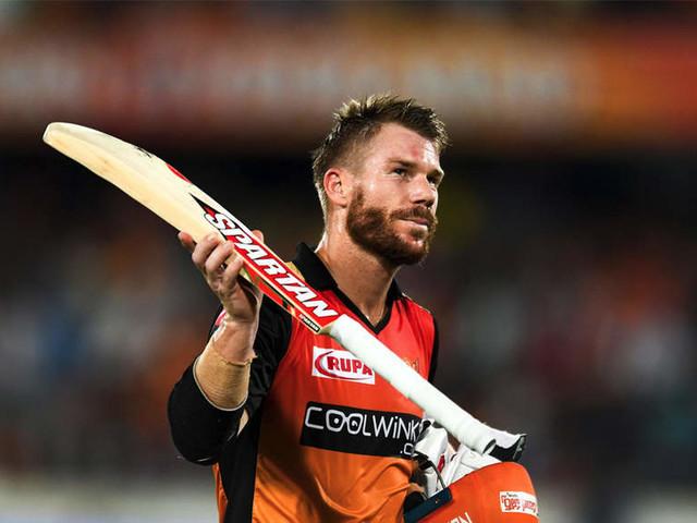 David Warner crosses 500 runs to stay atop IPL batting chart