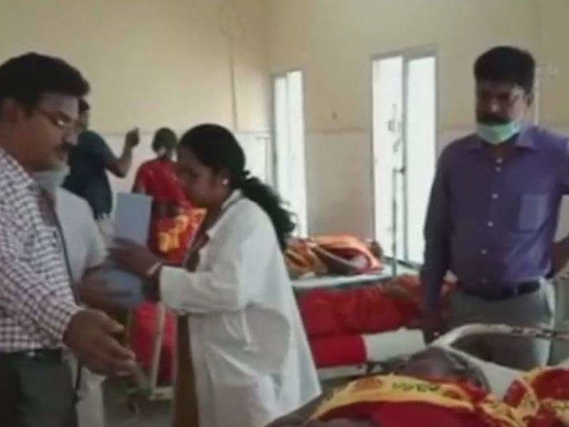 At least 12 dead, 80 taken ill after eating food at Karnataka temple