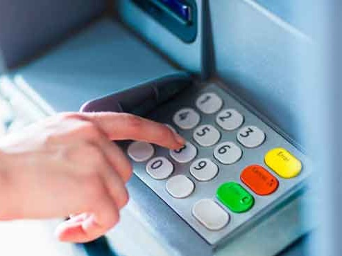 Beware of PIN stealers while using ATM