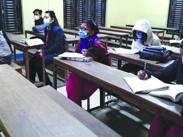 Schools reopen amid coronavirus scare