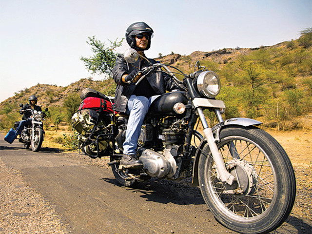 Travel trend alert! Biking trips picking up pace in India
