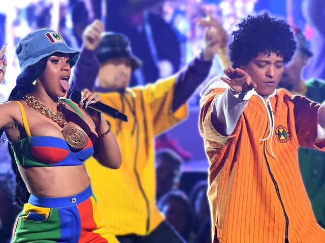The Combination of Bruno Mars And Cardi B Is Back