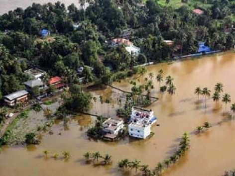 केरल: बारिश में कमी, 37 हुई मृतकों की संख्या