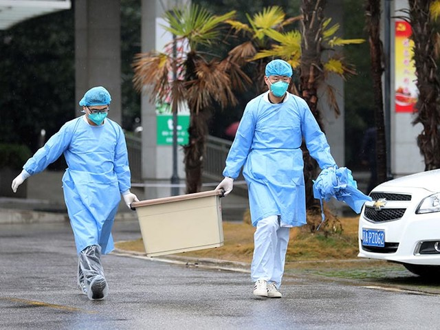 China confirms person-to-person spread of new virus as fourth death reported