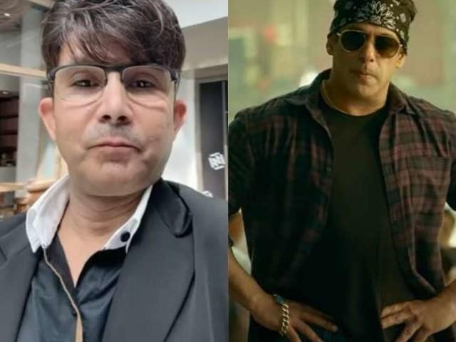 Salman Khan से पंगा लेने से बाज़ नहीं आ रहे केआरके, अब बोले-'ये साबित हो गया कि केआरके बॉलीवुड का नंबर 1 क्रिटिक है'