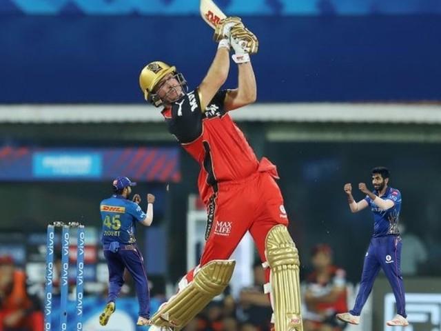 IPL 2021 : MI ची पराभवाची परंपरा कायम; RCB नं दिली विजयी सलामी