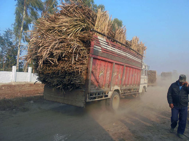 Difficulty managing illegal sugar consumption in Dhangadhi