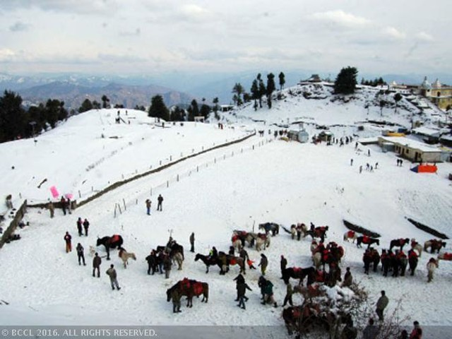Winter travel witnesses 34 per cent growth this year: Report