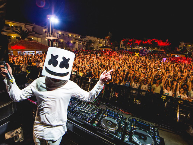 Marshmello Is Coming To India, And It Is Major!